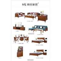 乌金木家具厂家,南康现代中式家具,江西乌金木套房招商,南锐家居