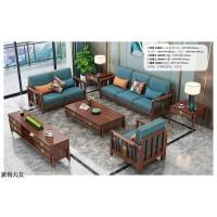 新中式家具,红胡桃家具厂家,南康新中式风格家具,江西家有儿女家具有限公司