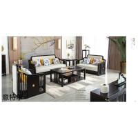 新中式风格家具,新中式家具厂家,帝王庭院新中式实木套房招商,意特尔家具有限公司