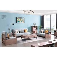 虔南世家意作系列家具:2151#沙发(1+2+3)