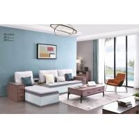 虔南世家意作系列家具:2159# 3+高箱转角沙发