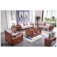 南康现代新中式风格家具,江西印尼金花梨木家具厂家,金悦世家家具,金悦家具有限公司