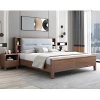 匠者樱花色系列家具:6809#床