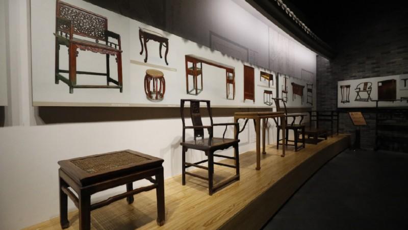 博览中心-红木展览馆-家具文化博物馆-椅子馆