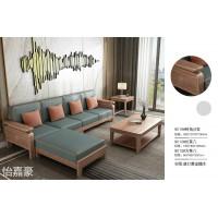 现代简约中式家具,南康黄金檀木家具,江西黄金檀木蜡油实木套房厂家,怡嘉豪家具