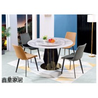微晶石餐桌椅,南康大理石台面、岩板餐桌椅厂家,鑫皇家居,鑫皇石材有限公司