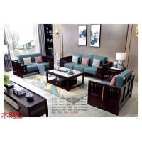 木瑰宝新中式家具,紫檀色新中式家具,新中式风格实木套房厂家,木瑰宝家具有限公司