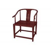 振玺家具赤金檀木时尚新中式H01#太师椅