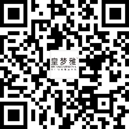 皇梦雅家居网站二维码