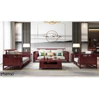 时尚新中式风格家具,赤金檀木家具厂家,赤金檀木新中式套房家具招商