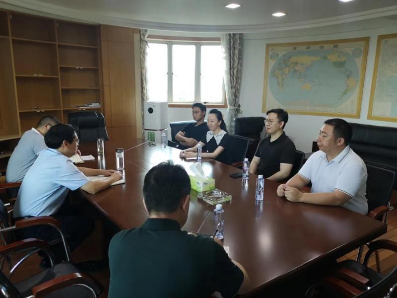 世界家具联合会秘书长屠祺在南康调研,助力中国南康世界家具产业集群建设