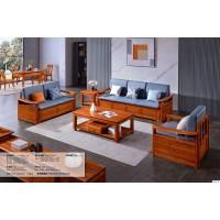 长城乌金木F8802#1+2+3沙发(冬夏两用款)