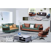 格耐美极简布艺沙发,南康软体沙发,江西时尚极简布艺沙发、科技布沙发厂家,格耐美家具