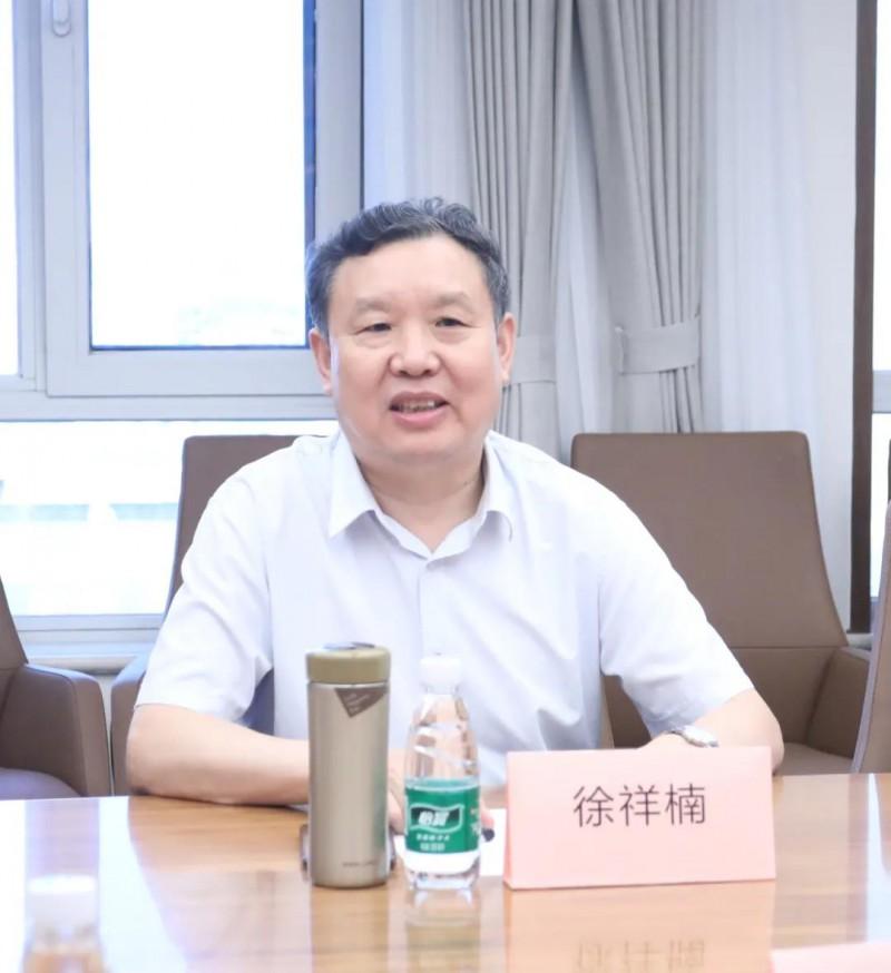 赣州市南康区委书记何善锦一行访问中国家具协会3