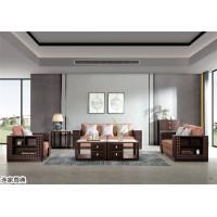 南康现代中式白蜡木家具,江西板栗色现代中式白蜡木套房厂家,连家尊典家具有限公司